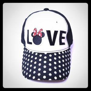 Disney Minnie Mouse Love Hat